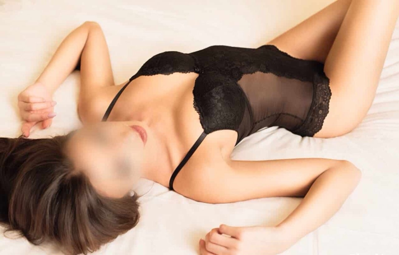 Angelina M - Escort in Geneva - Catgirl